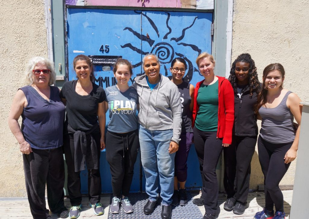BalletRox staff and instructors.