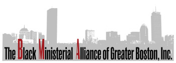 Black Alliance Of Greater Boston (logo)