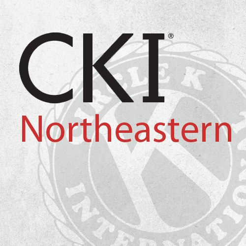 Northeastern University Circle K Club logo