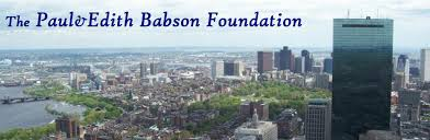 The Paul & Edith Babson Foundation logo