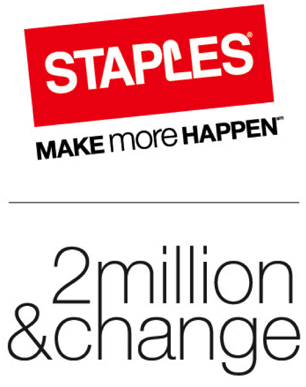 Staples Foundation logo